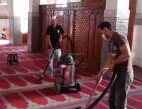 شركه تنظيف مساجد بجدة