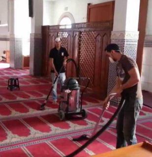 ارخص شركه تنظيف مساجد بجدة
